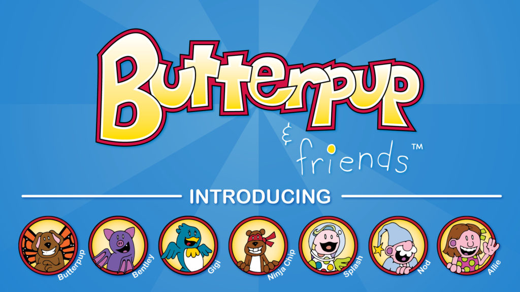 #LetsSing! Sing Along with Butterpup & friends!