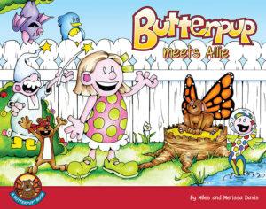 Butterpup Meets Allie