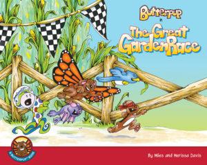 Butterpup in The Great Garden Race